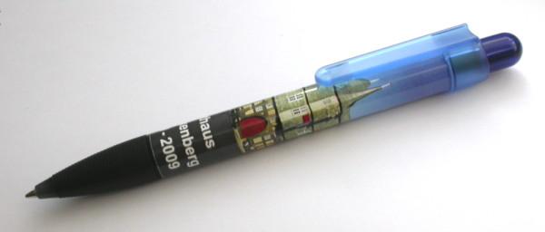Kugelschreiber Booster Foil