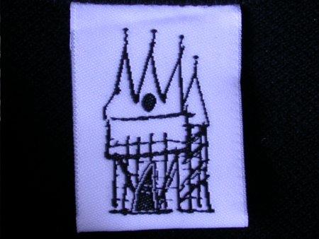 Rathaus Frankenberg Polo-Shirt Label